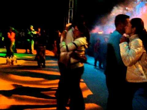 BAILE EN EL COLORADO MICHOACAN #4.. DAGO Y LOS FRIENDS DIC 2010