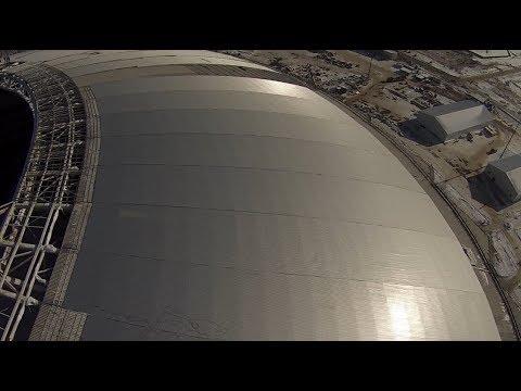 Стадион Самара Арена / 16 февраля 2018 г.#Samara #Russia