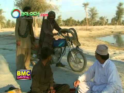 Balochi Movie Kishk video