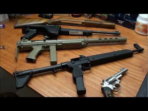Pistol Caliber Carbine Introduction