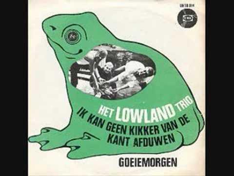 Lowland Trio - Ik kan geen kikker van de kant afduwen