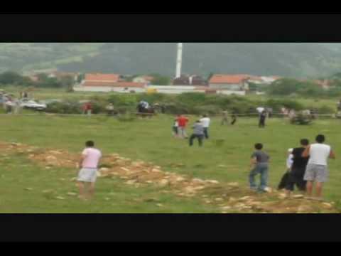Vrapimi i kuajve në Opojë (Sateliti) vendi parë.part1.avi