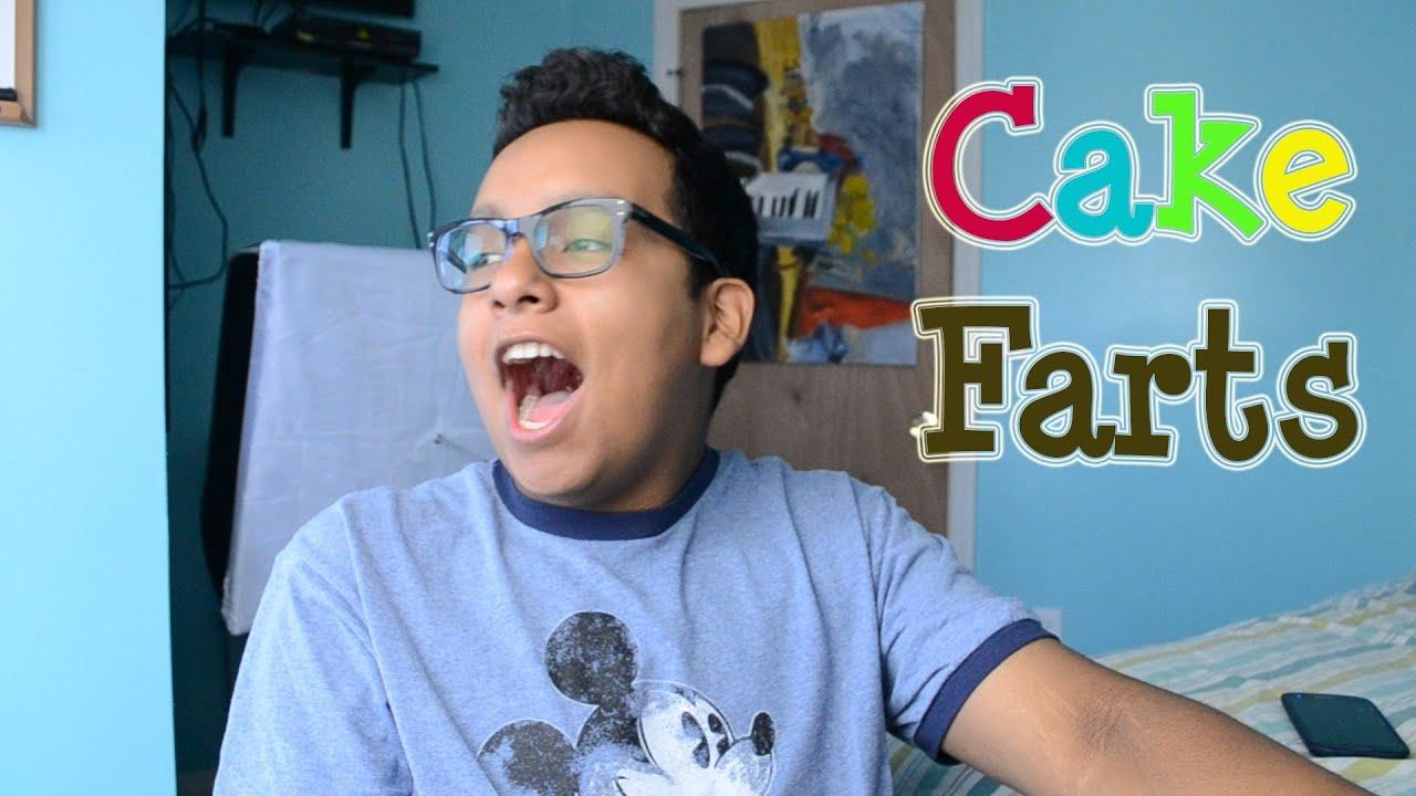 Reacting To Cake Farts - YouTube
