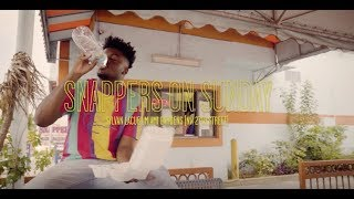 "Sylvan LaCue - Snappers On Sunday [Music Video] ""Florida Man Mixtape"""
