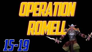 "★ WoW PvP - ""Operation Romell"" (15-19 Bracket) - Hengest + TGN"