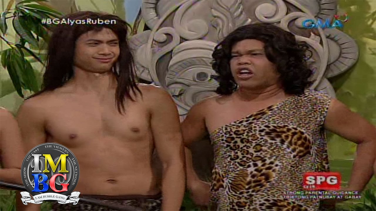 Bubble Gang: The King of 'D​ Jungle