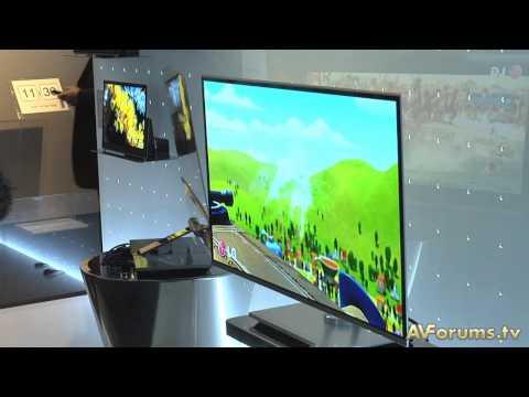 IFA 2010 - LG 31inch 3D OLED TV
