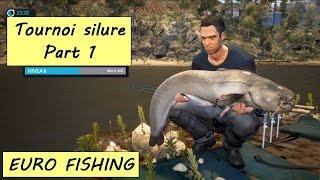 EURO FISHING Tournoi silure partie 1 HD 1080p FR