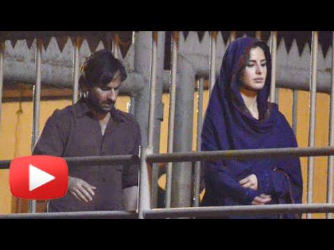 Saif Ali Khan Chases Katrina Kaif | Phantom