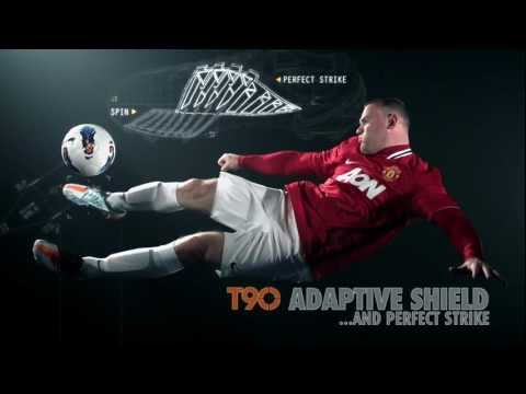 Nike T90 Laser - Wayne Rooney Football Boots
