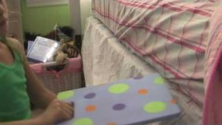Tidy Kidz- Making Your Bed