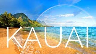 EXPLORING THE BEST OF KAUAI, HAWAII // DJI Mavic Pro drone footage