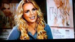 Britney Spears UK ITV1 HD Loose Women Interview 20/09/11