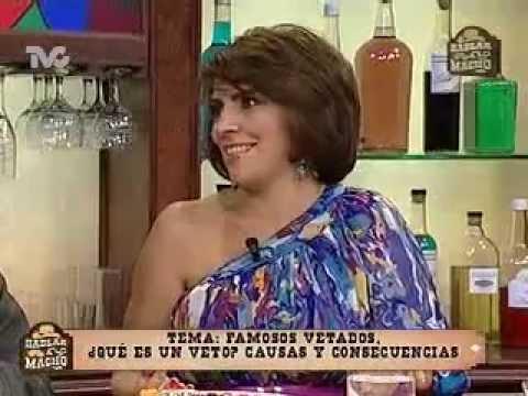 Ana María Alvarado en Hablar a lo Macho