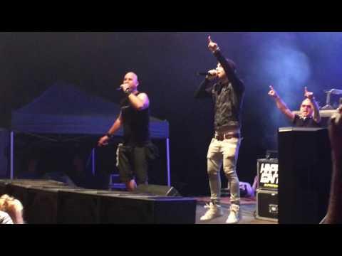 Happy Gang - Azok A Szép Napok (Retrostars 2016)