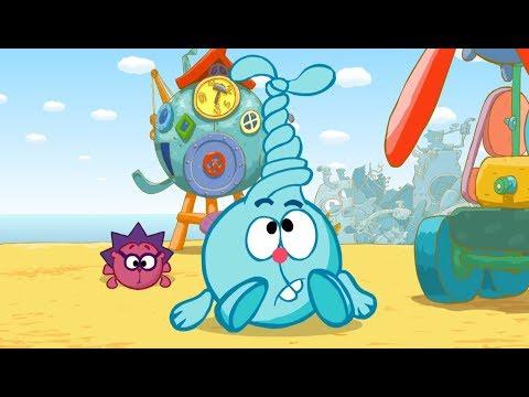 Энергия храпа - Смешарики 2D |Мультфильмы для детей