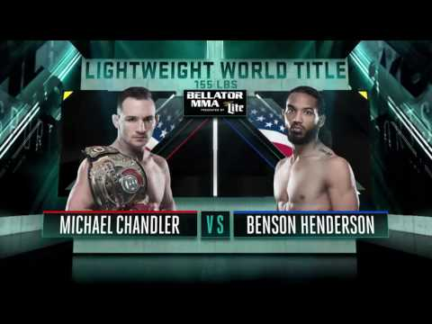 Highlights du Bellator 165