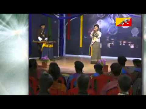 Bhutanese Song Latest 2012 video