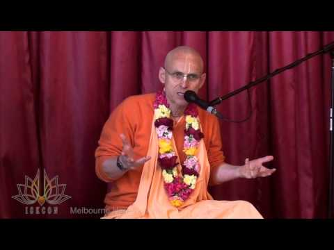 How Do We Know Krishna Is God? - HH Kadamba Kanana Swami - Hare...