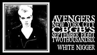 Watch Avengers White Nigger video