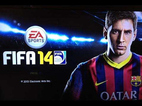 Fifa 14 ps4 box