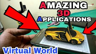 Top 3 augmented reality apps without root which gives you too much fun😂😂😂