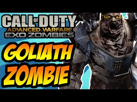 "Exo Zombies ""Infection"" KILL THE GOLIATH FAST & EASY!! (Advanced Warfare Ascendance DLC )"