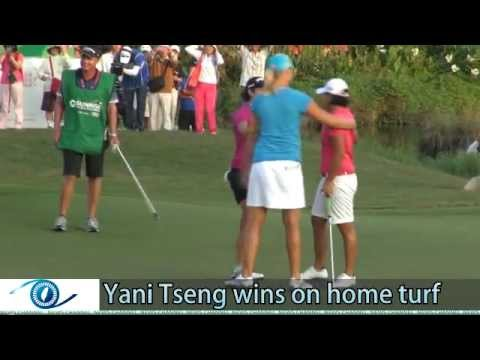 Yani Tseng wins on home turf