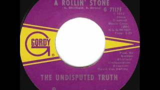 Watch Undisputed Truth Papa Was A Rollin Stone video