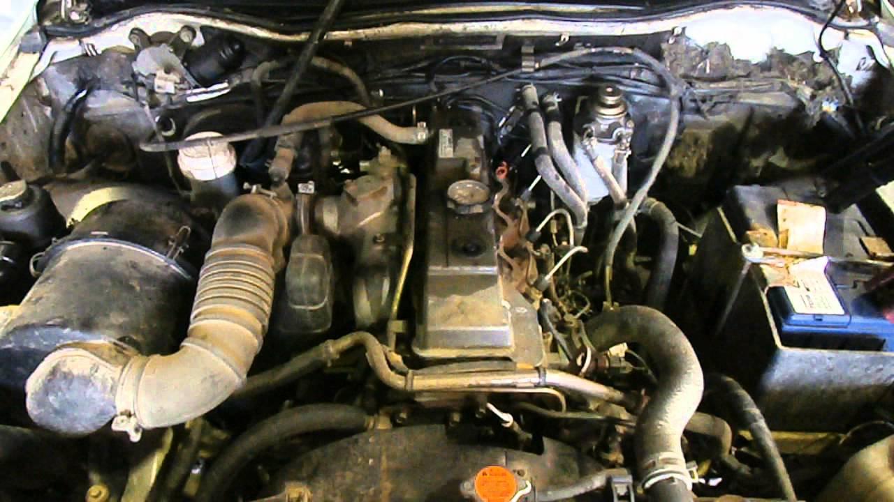 Wrecking 2001 Mitsubishi Triton  2 8  4m40  4wd  Non Turbo