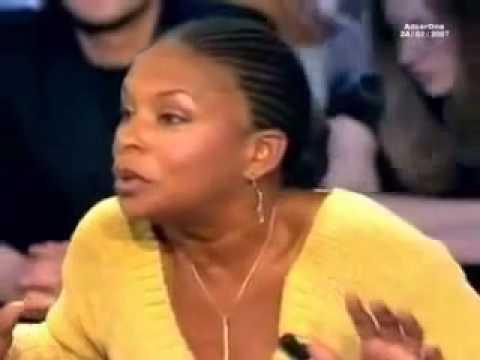Eric Zemmour vs Christiane Taubira sur l'esclavage