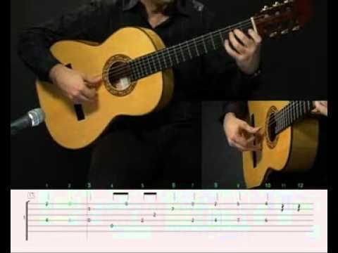 Alegrías guitarra 1, España en dos guitarras, Sabicas y Escudero por David Leiva