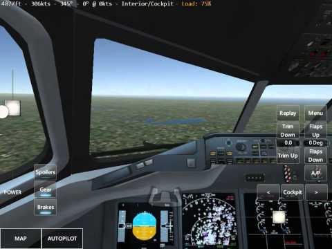 Infinite flight app flight simulator