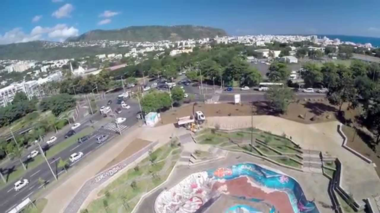 skatepark de st denis ile de la reunion le krat r youtube. Black Bedroom Furniture Sets. Home Design Ideas