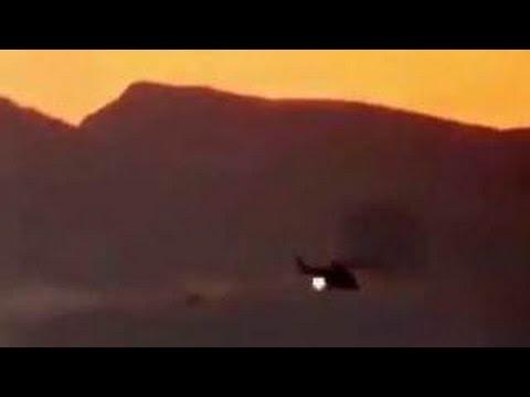 Сирия: террористы сбили российский вертолет из американского оружия