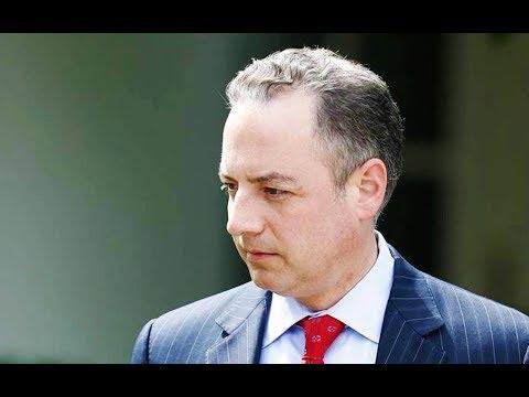 Trump Fires Suspected Leaker Reince Priebus