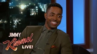 Jay Ellis on Working with Tom Cruise in New Top Gun Movie