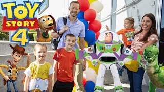 Toy Story 4 Giant Party & Sneak Peek Event At Mattel
