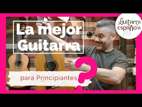 Guitarra Admira Sevilla para principiante