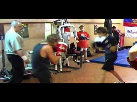 Бокс - техника бокса/Boxing techniques