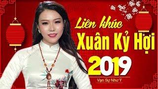 Liên Khúc Nhạc Xuân 2019 - LK Xuân Chọn Lọc Hay Nhất 2019 - Nhạc Tết THANH THƯ Nghe Là Kết 2019