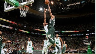 Best Dunks from Week 8 of the NBA Season (Giannis, Russell Westbrook, Ben Simmons and More!)