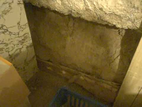 ask this old house shelf basement repair replacement retaining wall