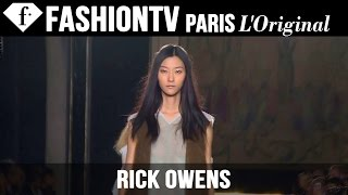 Rick Owens Spring/Summer 2015 FIRST LOOK | Paris Fashion Week | FashionTV