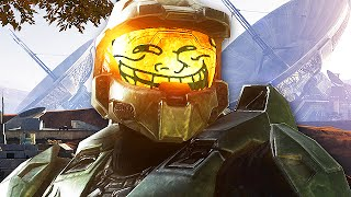 Halo 3 Funny Moments! (Corpse launch, Custom Games, Fun, and more!) #TBT
