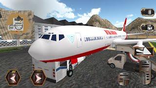 Game-Airplane Rescue Simulator 3D