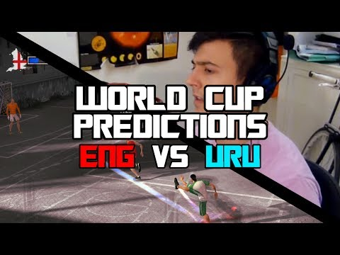WORLD CUP 2014 ENGLAND VS URUGUAY - Predictions From THE STREET!!!