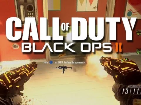 Black Ops 2 - Mad Players On Xbox Live!  (Black Ops 2 Rage!)