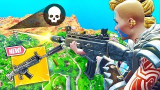 *NEW* SUPPRESSED SCAR IS OP..!!!   Fortnite Funny and Best Moments Ep.229 (Fortnite Battle Royale)
