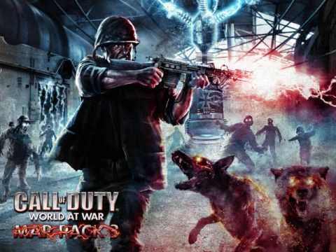 Call of Duty World at War Der Riese theme song